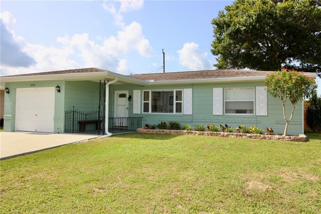 6574 43RD AVE N Property Photo - KENNETH CITY, FL real estate listing