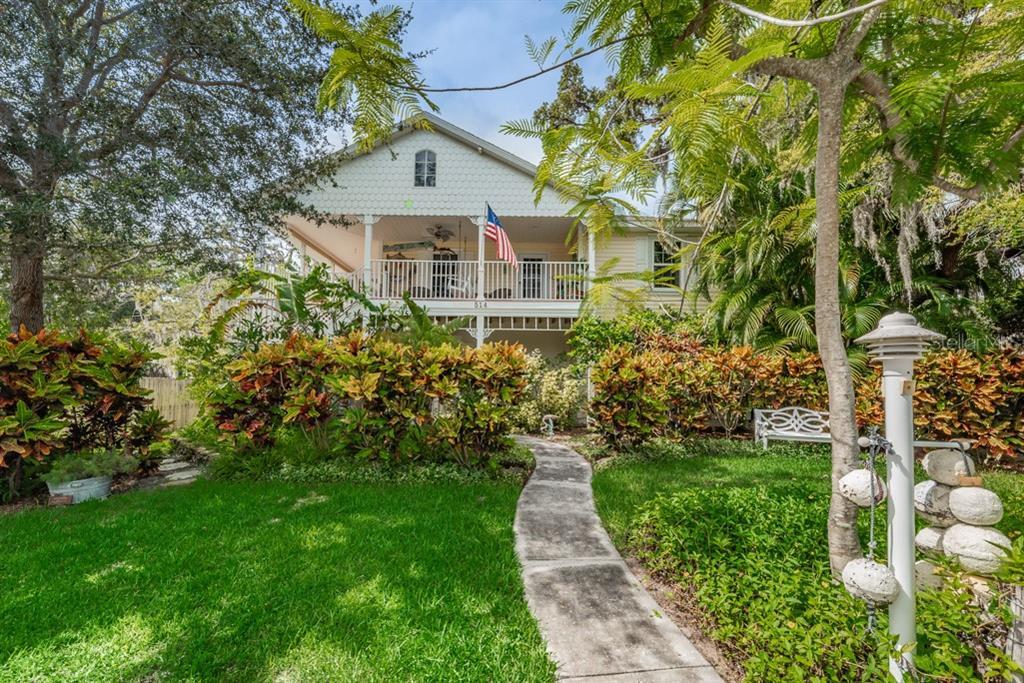 514 OHIO AVE Property Photo - CRYSTAL BEACH, FL real estate listing