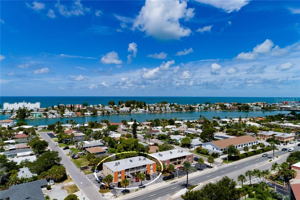 8800 BLIND PASS ROAD #8 Property Photo - ST PETE BEACH, FL real estate listing