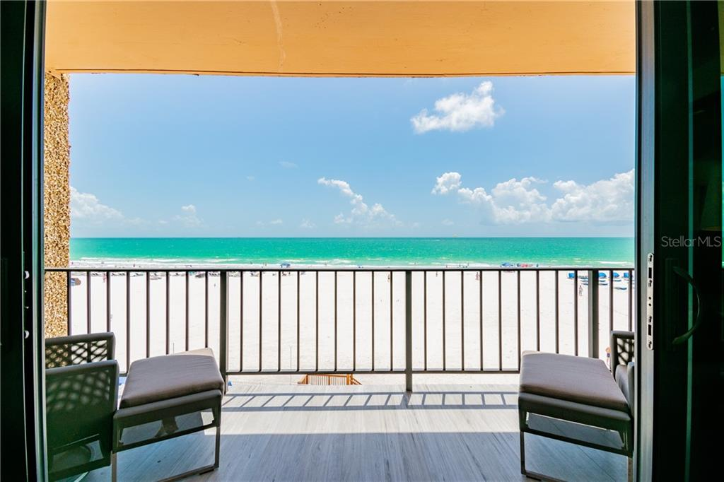 5396 GULF BLVD #403 Property Photo - ST PETE BEACH, FL real estate listing