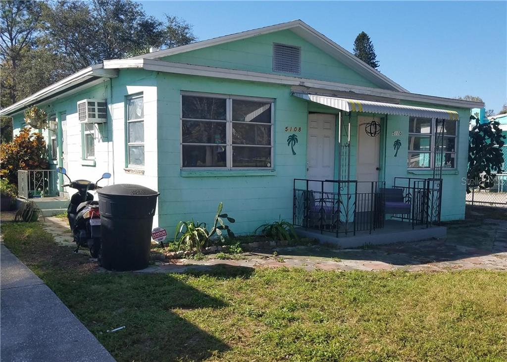 5108 GULFPORT BOULEVARD S Property Photo - GULFPORT, FL real estate listing