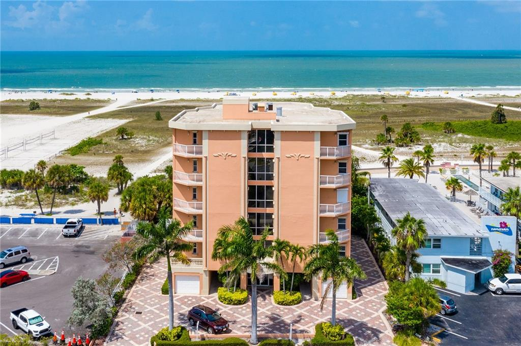 11270 GULF BLVD #2 Property Photo - TREASURE ISLAND, FL real estate listing