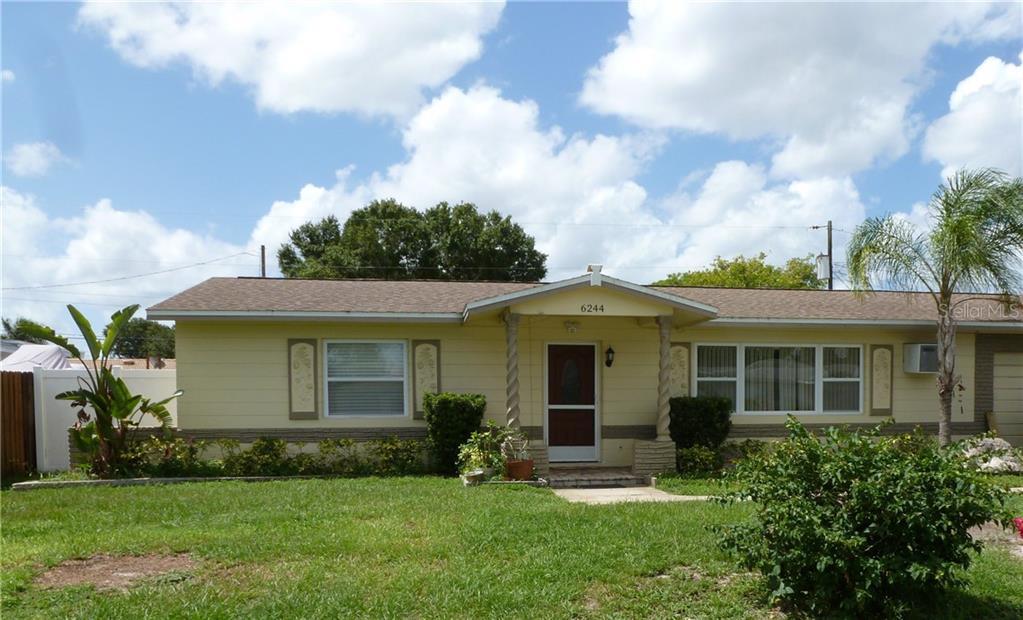 6244 45TH AVENUE N Property Photo - KENNETH CITY, FL real estate listing