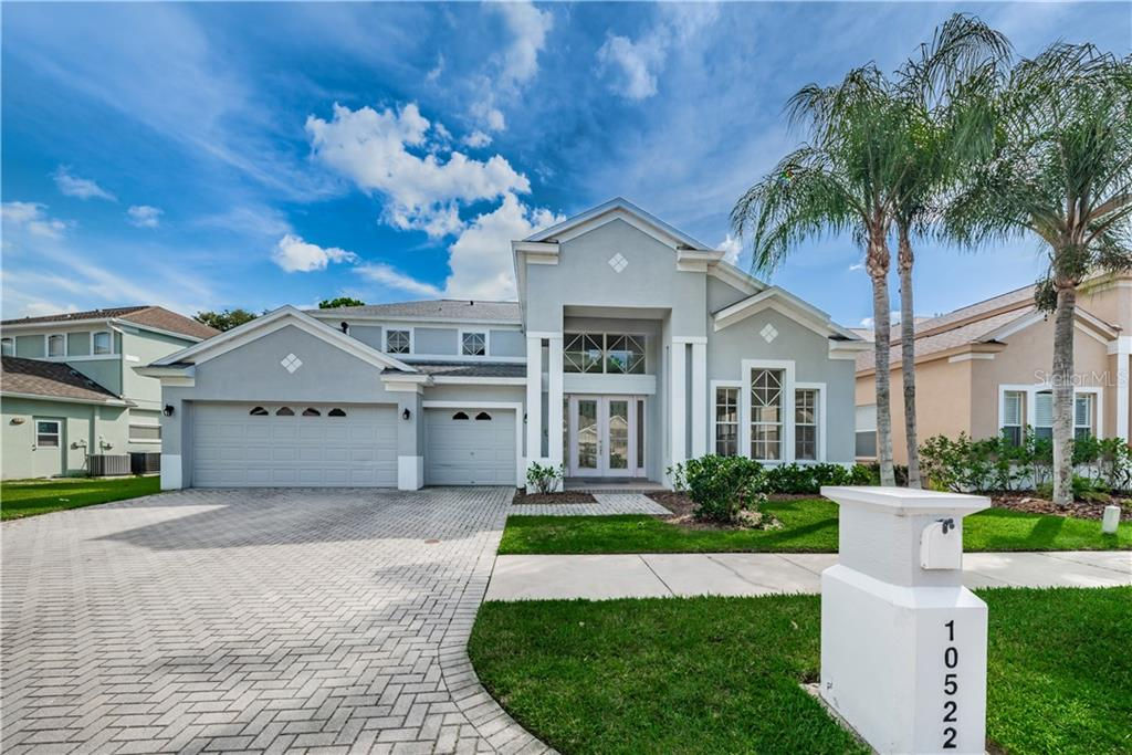 10522 CANARY ISLE DRIVE Property Photo - TAMPA, FL real estate listing