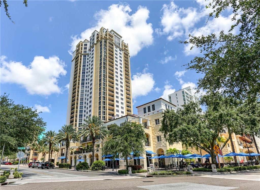300 BEACH DR NE #504 Property Photo - ST PETERSBURG, FL real estate listing