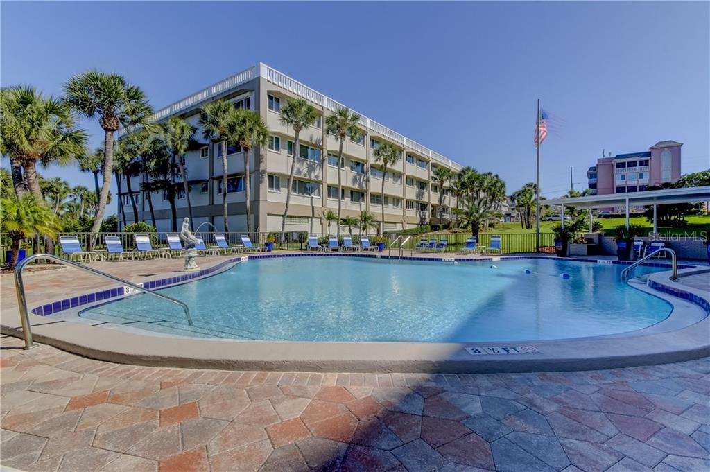 100 BLUFF VIEW DRIVE #106A Property Photo - BELLEAIR BLUFFS, FL real estate listing