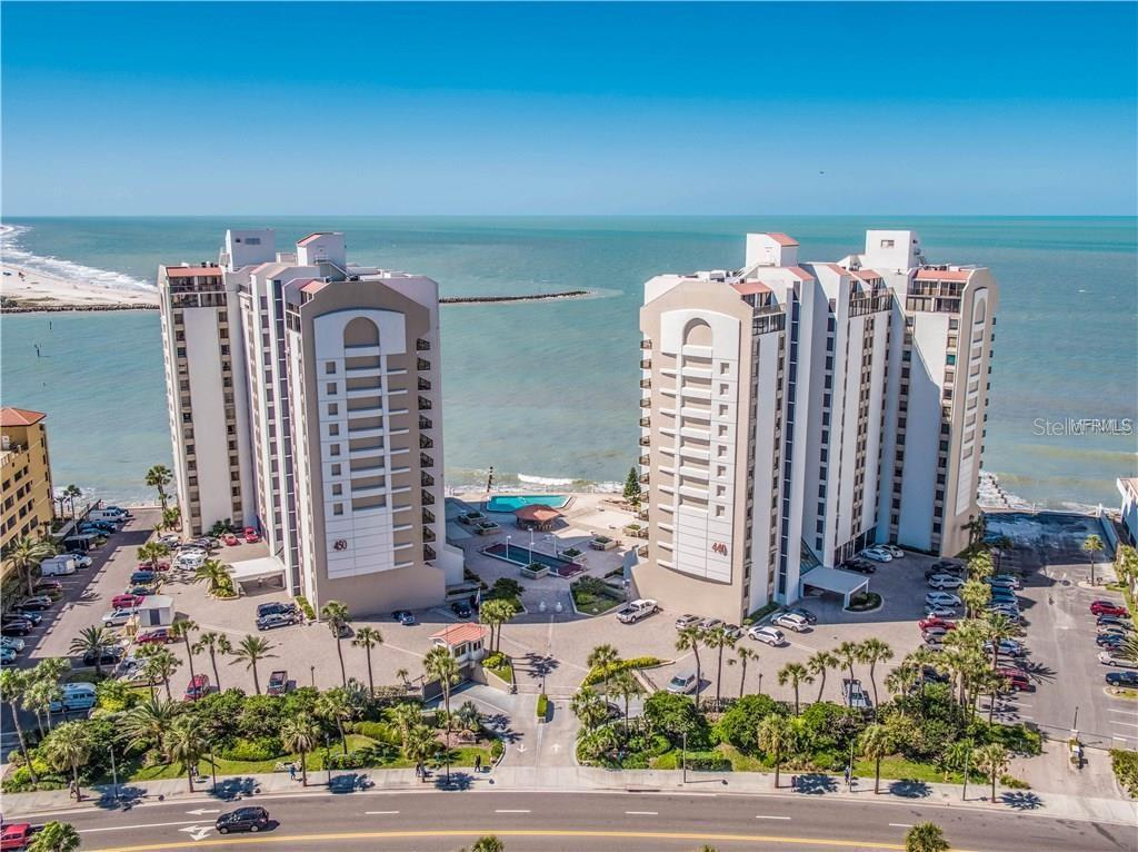 450 S GULFVIEW BOULEVARD #505 Property Photo - CLEARWATER BEACH, FL real estate listing