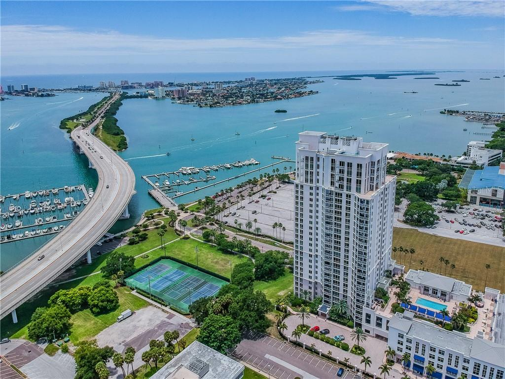 331 CLEVELAND ST #701 Property Photo - CLEARWATER, FL real estate listing