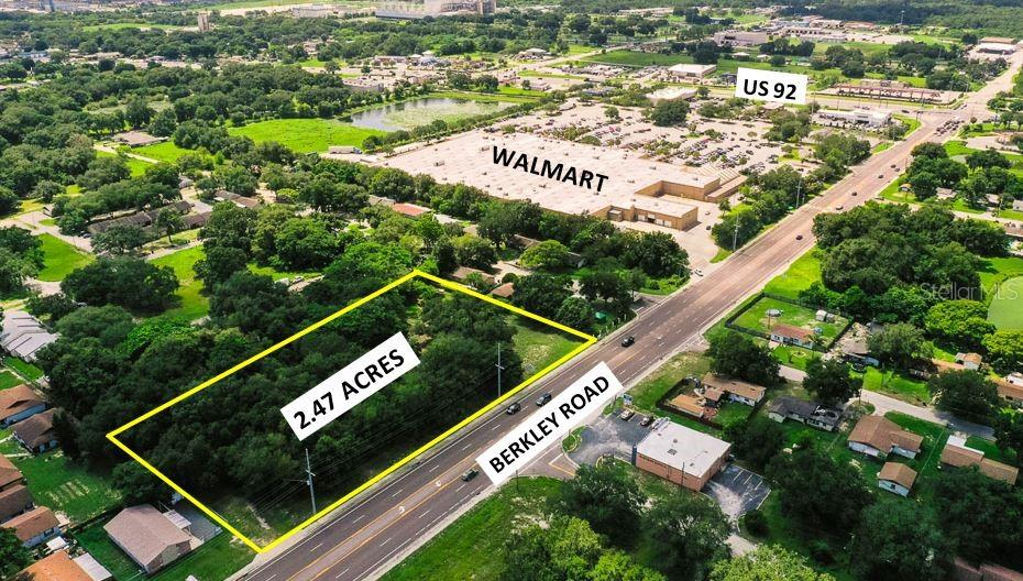 0 BERKLEY ROAD Property Photo - AUBURNDALE, FL real estate listing