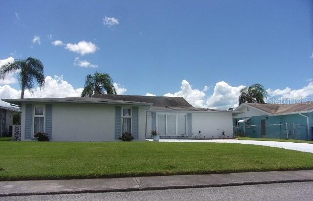 4032 STAR ISLAND DRIVE Property Photo - HOLIDAY, FL real estate listing