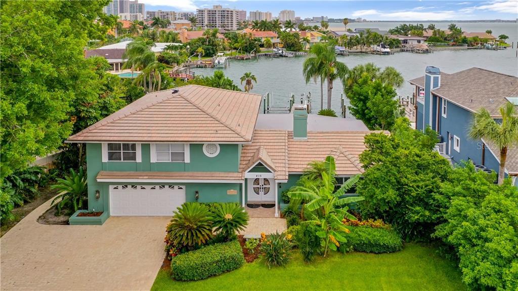 415 BELLE ISLE AVE Property Photo - BELLEAIR BEACH, FL real estate listing