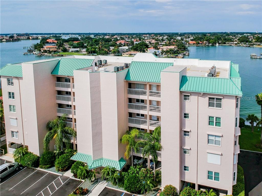9359 BLIND PASS ROAD #405 Property Photo - ST PETE BEACH, FL real estate listing