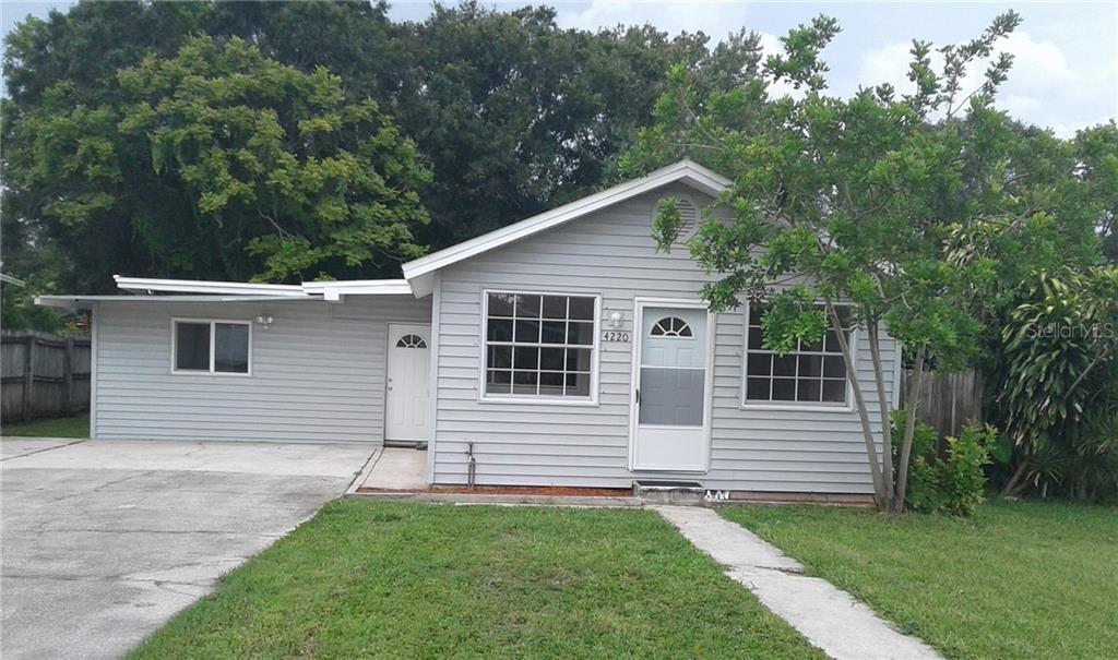4220 40TH STREET N Property Photo - ST PETERSBURG, FL real estate listing