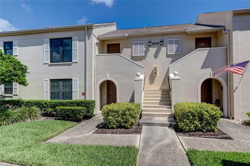 2453 KINGFISHER LANE #G203 Property Photo - CLEARWATER, FL real estate listing