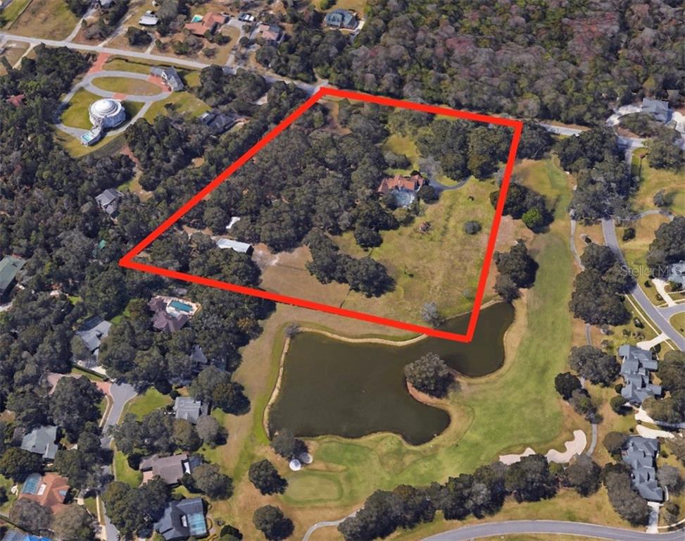 710 E LAKE DRIVE Property Photo - TARPON SPRINGS, FL real estate listing
