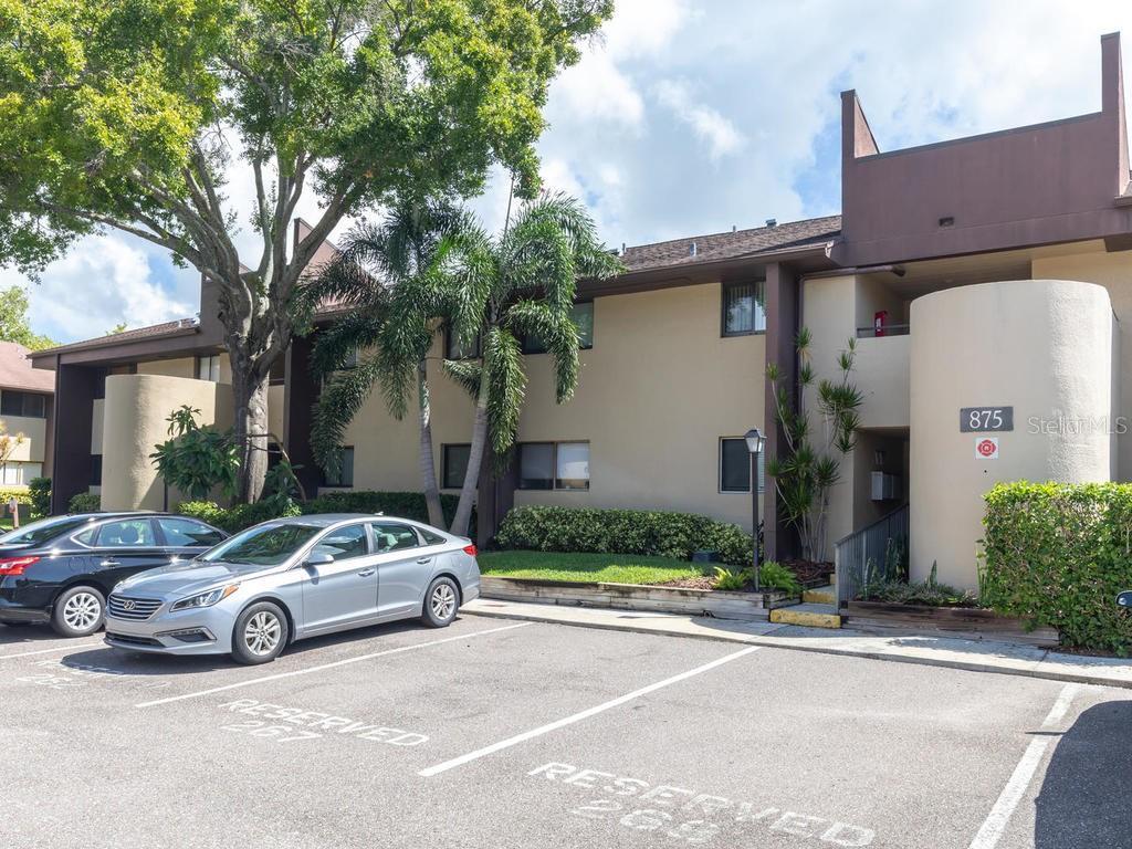875 S VILLAGE DRIVE N #101 Property Photo - ST PETERSBURG, FL real estate listing