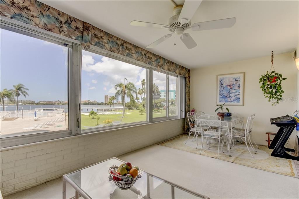 1868 SHORE DRIVE S #201 Property Photo - SOUTH PASADENA, FL real estate listing