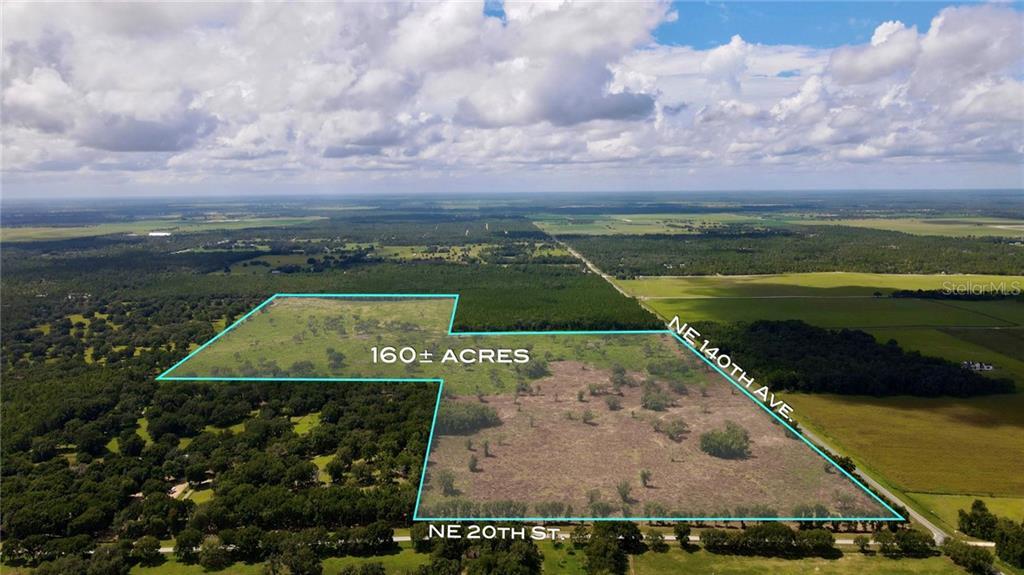 14430 NE 20TH ST Property Photo - WILLISTON, FL real estate listing