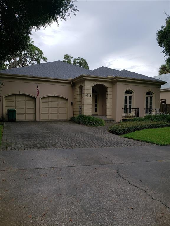 4518 W WOODMERE RD Property Photo - TAMPA, FL real estate listing
