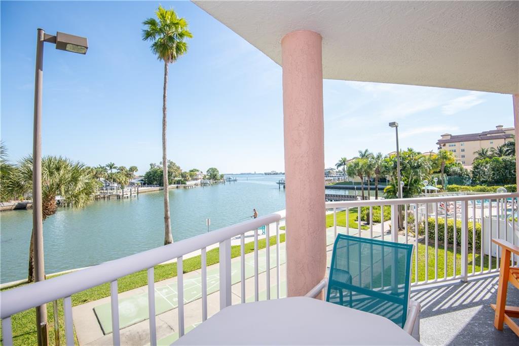 5445 GULF BOULEVARD #203 Property Photo - ST PETE BEACH, FL real estate listing