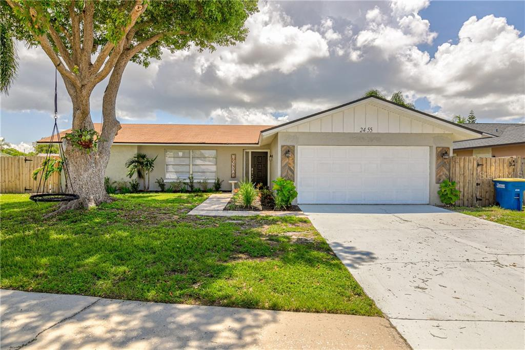 2455 TIMBERCREST CIRCLE W Property Photo - CLEARWATER, FL real estate listing