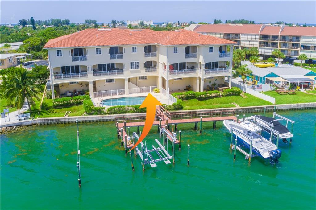 8705 BOCA CIEGA DR Property Photo - ST PETE BEACH, FL real estate listing