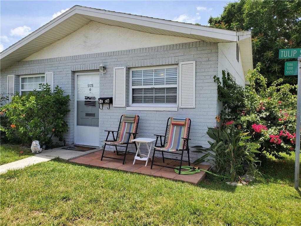 5126 TULIP STREET N #83 Property Photo - PINELLAS PARK, FL real estate listing