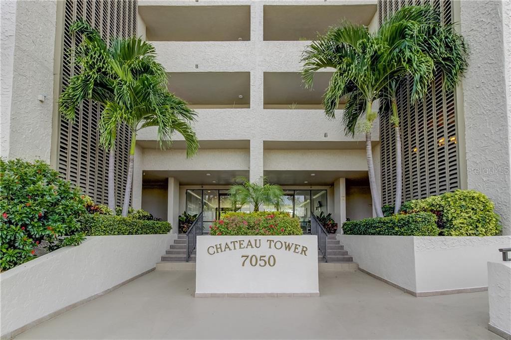 7050 SUNSET DRIVE S #1607 Property Photo - SOUTH PASADENA, FL real estate listing