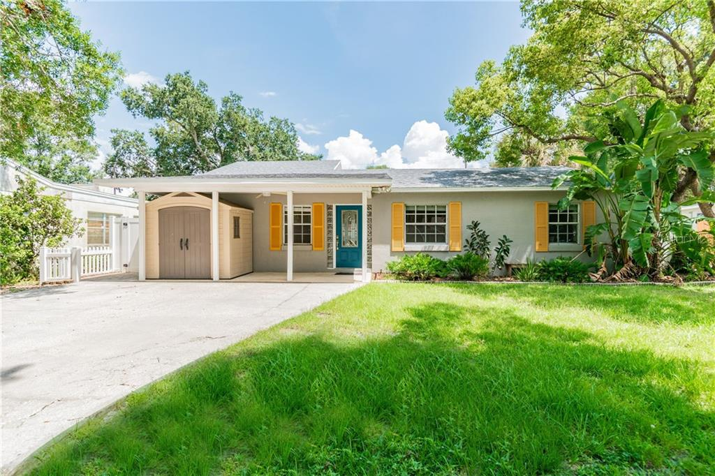 4717 W WALLCRAFT AVENUE Property Photo - TAMPA, FL real estate listing