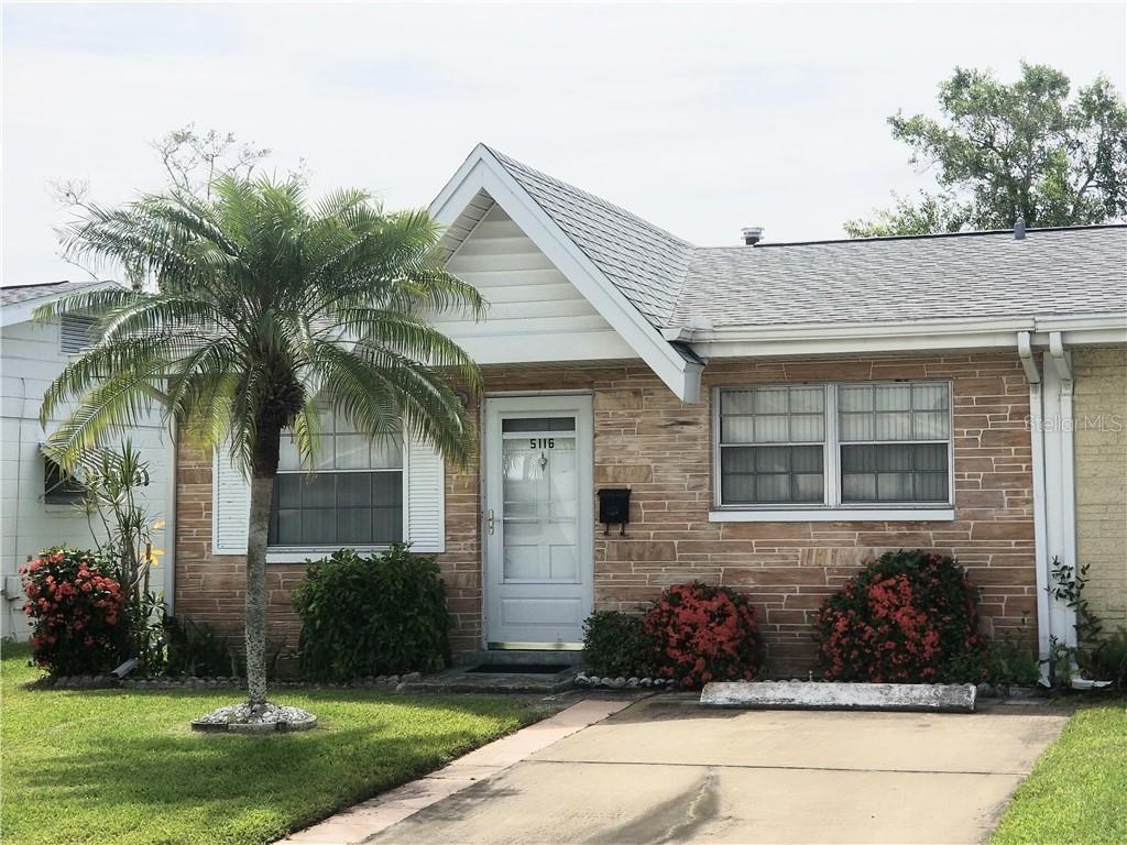 5116 IRIS DRIVE N #9 Property Photo - PINELLAS PARK, FL real estate listing