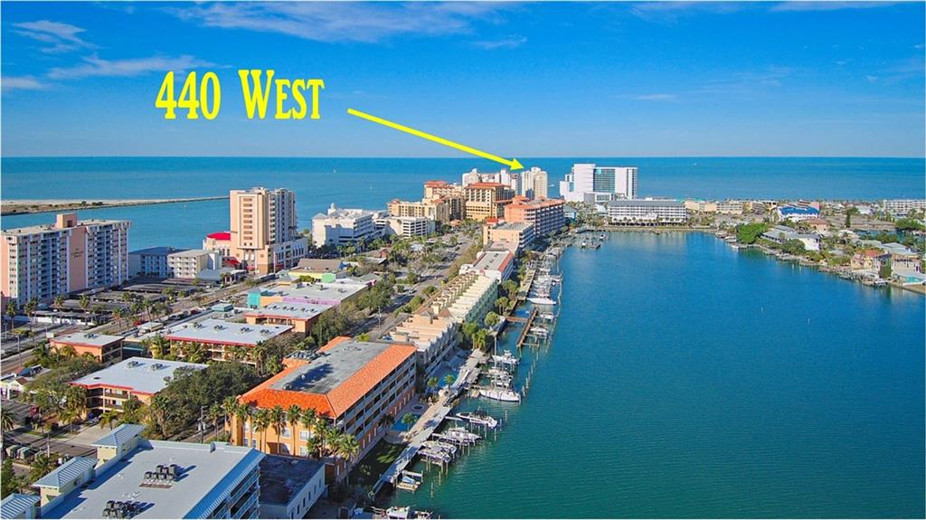440 S GULFVIEW BOULEVARD #808 Property Photo - CLEARWATER, FL real estate listing
