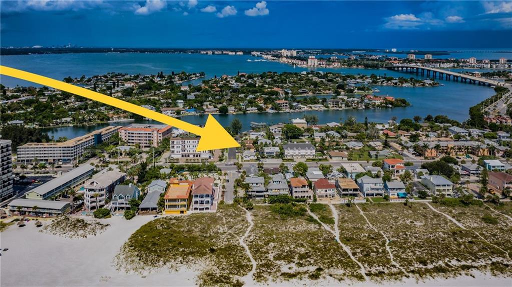 3699 GULF BOULEVARD Property Photo - ST PETE BEACH, FL real estate listing