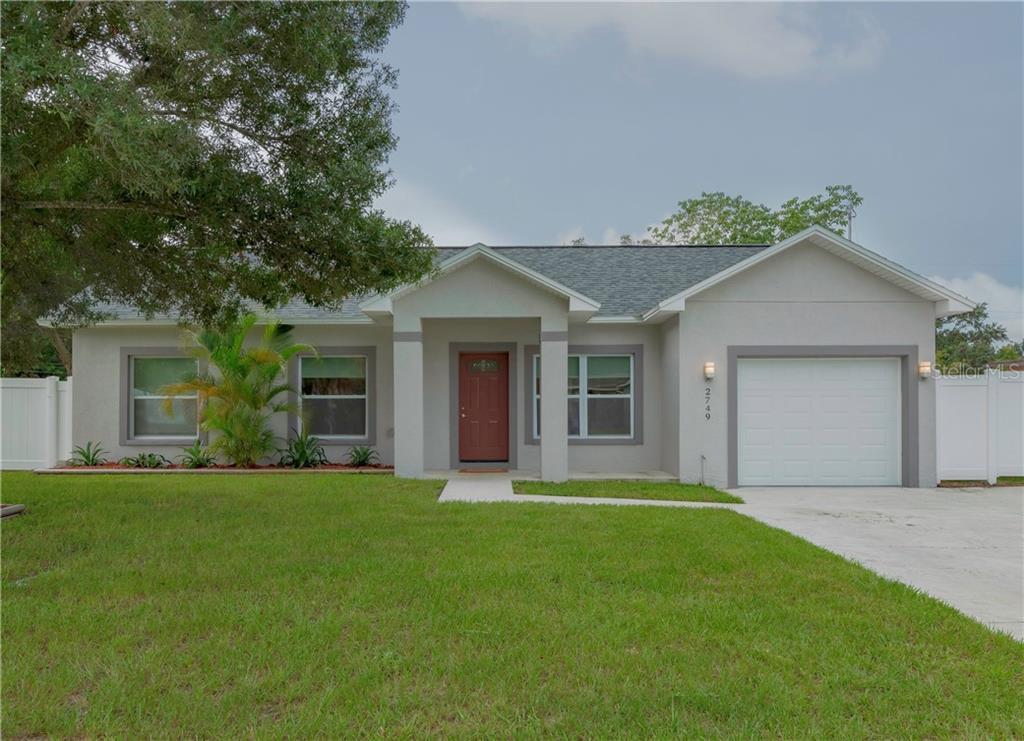2749 KUMQUAT DRIVE Property Photo - CLEARWATER, FL real estate listing