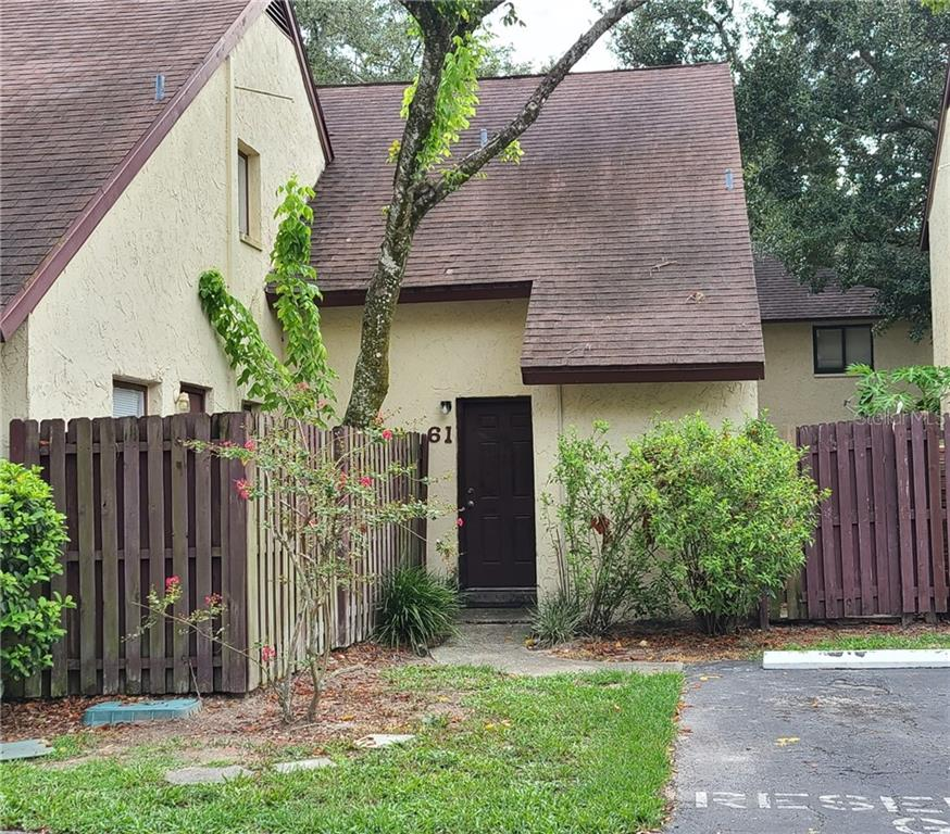 12414 N 58TH STREET #61 Property Photo - TAMPA, FL real estate listing