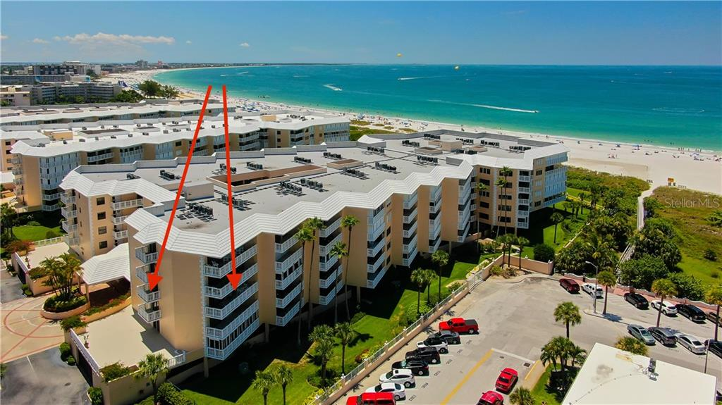 6650 SUNSET WAY #301 Property Photo - ST PETE BEACH, FL real estate listing