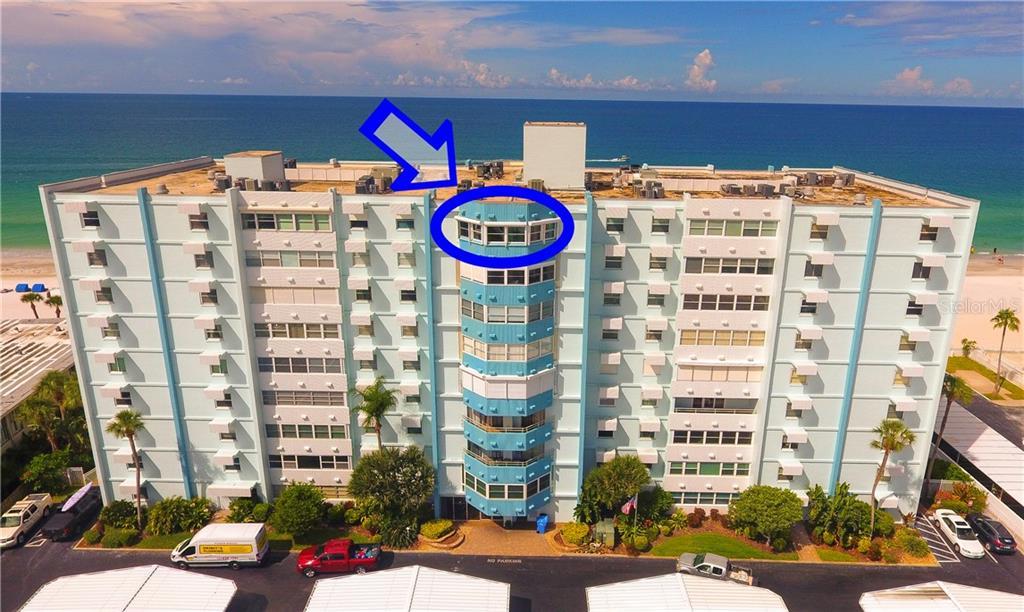 17400 Gulf Boulevard #h9 Property Photo