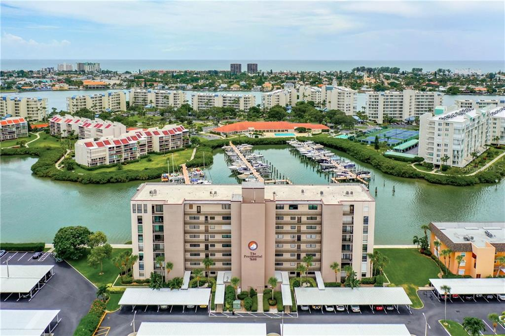7600 SUN ISLAND DRIVE S #105 Property Photo - SOUTH PASADENA, FL real estate listing