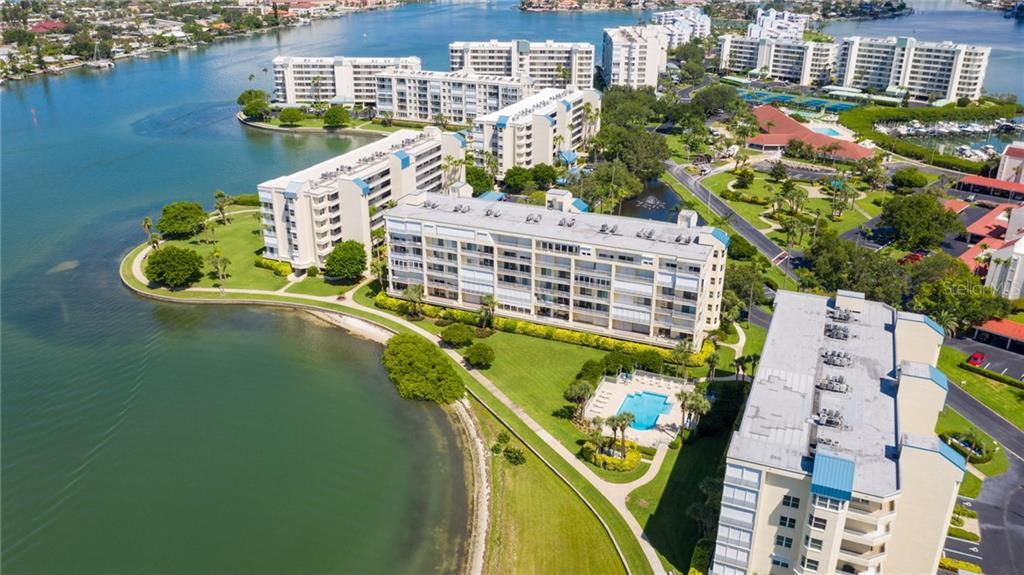 7882 SAILBOAT KEY BOULEVARD S #402 Property Photo - SOUTH PASADENA, FL real estate listing