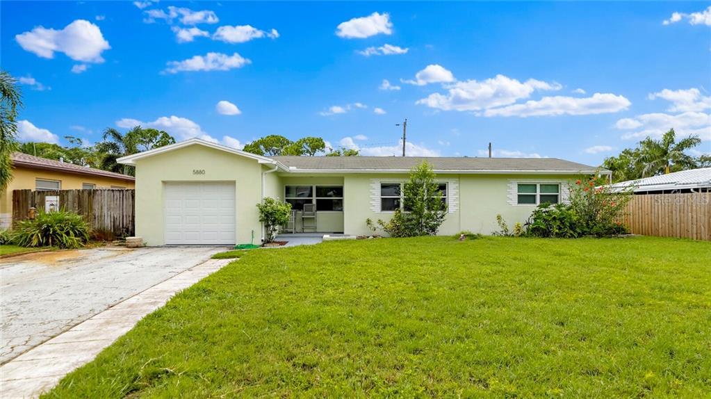 5880 44TH AVENUE N Property Photo - KENNETH CITY, FL real estate listing