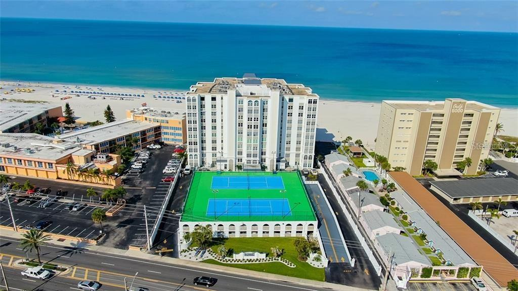 4950 GULF BOULEVARD #408 Property Photo - ST PETE BEACH, FL real estate listing
