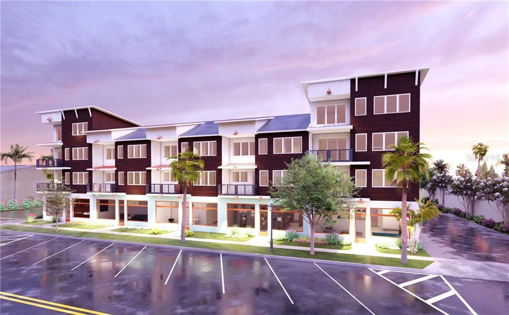 2875 CENTRAL AVENUE #P7 Property Photo - ST PETERSBURG, FL real estate listing