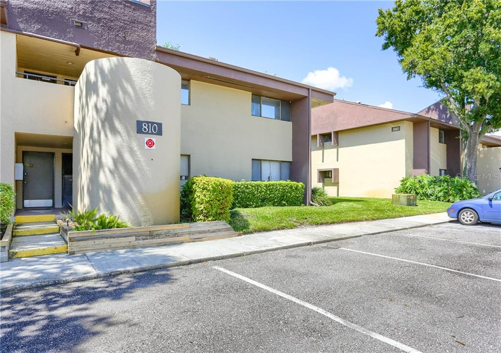 810 S VILLAGE DRIVE N #204 Property Photo - ST PETERSBURG, FL real estate listing