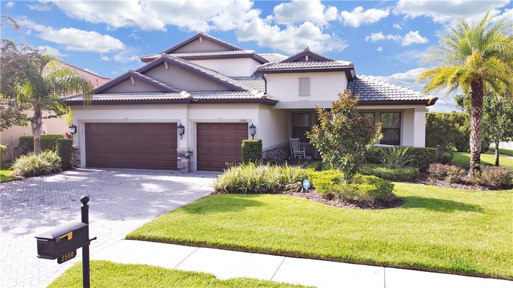 2560 GRAND LAKESIDE DRIVE Property Photo - PALM HARBOR, FL real estate listing