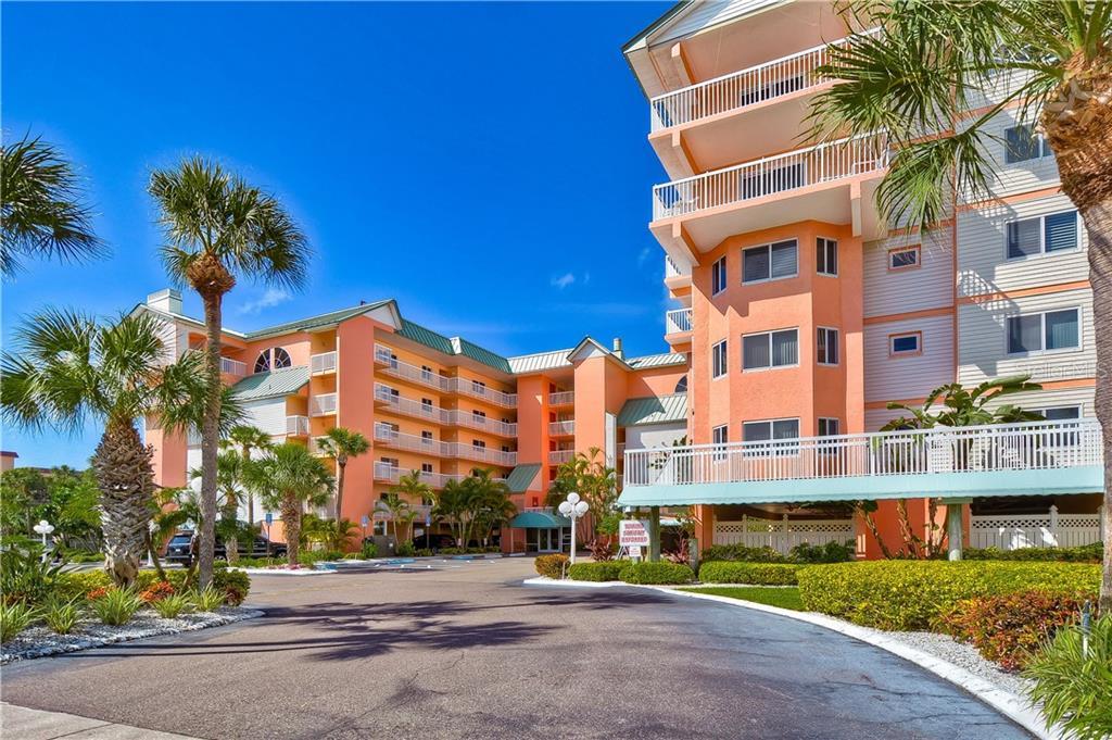 18400 Gulf Boulevard #1201 Property Photo