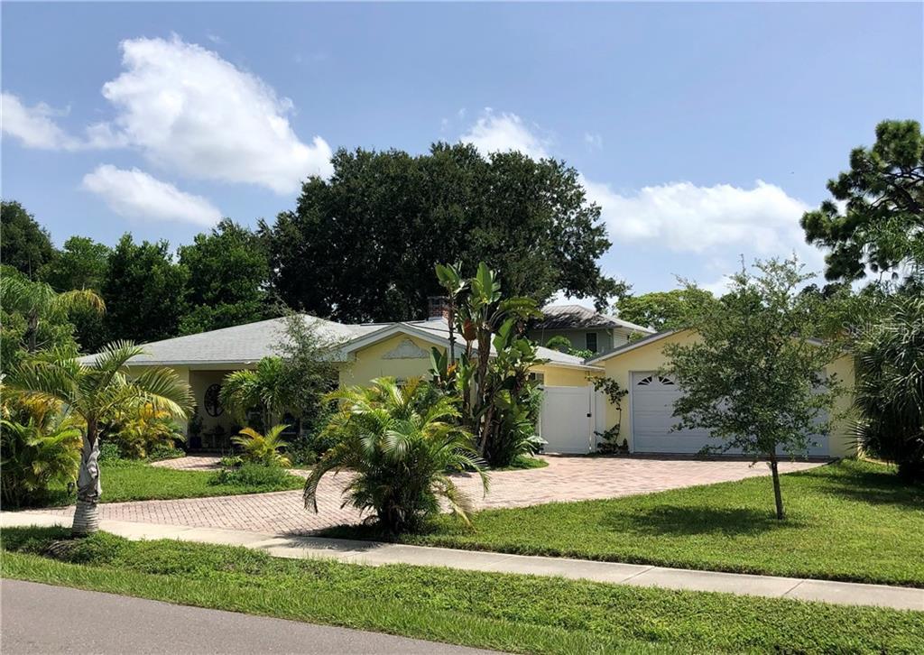 403 VINCENT STREET Property Photo - CRYSTAL BEACH, FL real estate listing