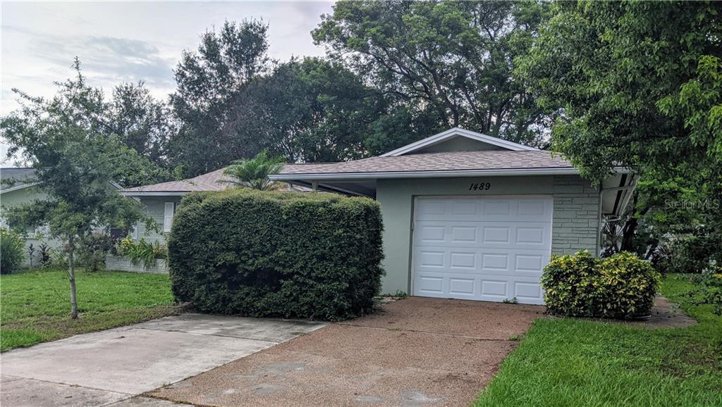 1489 DUNDEE DRIVE Property Photo - PALM HARBOR, FL real estate listing