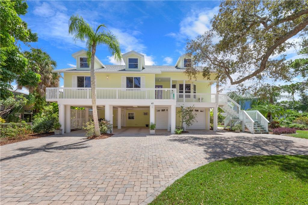 45 LORRAINE STREET Property Photo - CRYSTAL BEACH, FL real estate listing