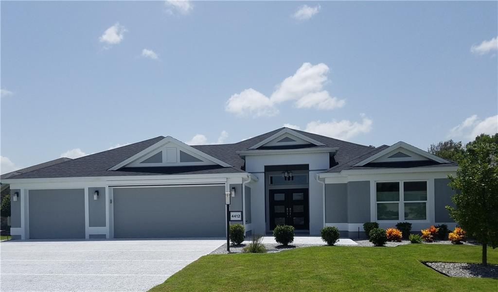 4412 SPRINGDALE PATH Property Photo - THE VILLAGES, FL real estate listing