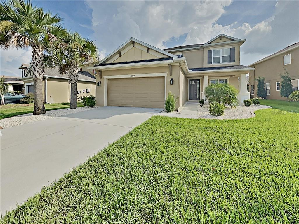 26992 CAROLINA ASTER DRIVE Property Photo - WESLEY CHAPEL, FL real estate listing