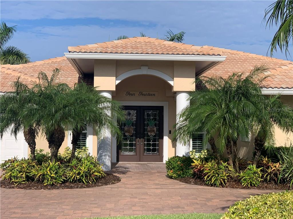 414 HARBOR DRIVE N Property Photo - INDIAN ROCKS BEACH, FL real estate listing
